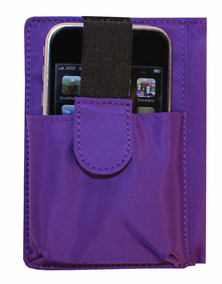 Cell Phone Wallet on BigSkinny.net